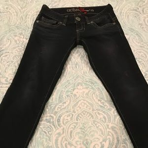 LIKE NEW WOMEN'S GUESS DAREDEVIL SKINNY JEANS 👖